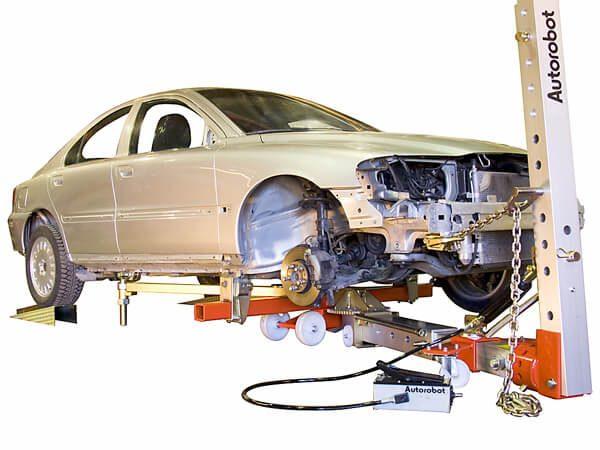 Rama naprawcza Autorobot Micro B