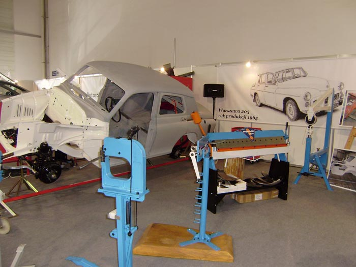 Rekonstrukcja Samochodow Zabytkowych