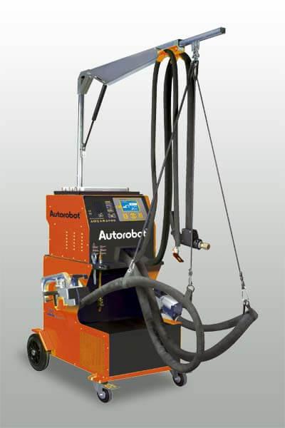Zgrzewarka inwertorowa Autorobot SPOT LCX