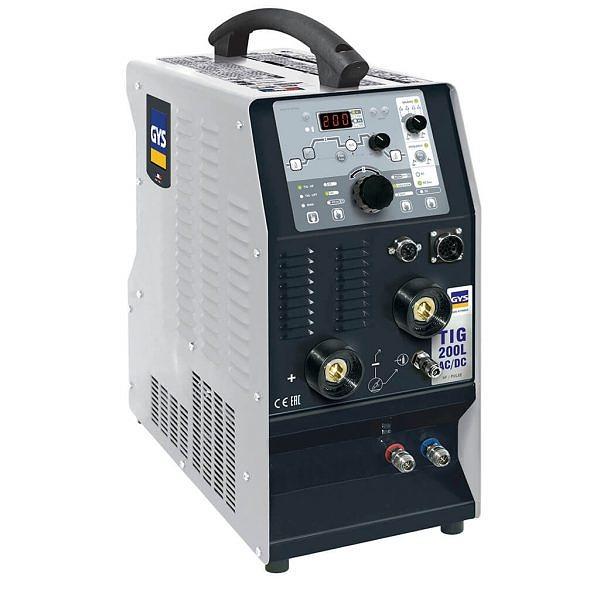 TIG 200L AC/DC 011823 bez akcesoriów