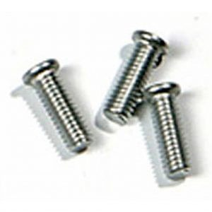 100 śrub ALSI12 M5 x 12 048126