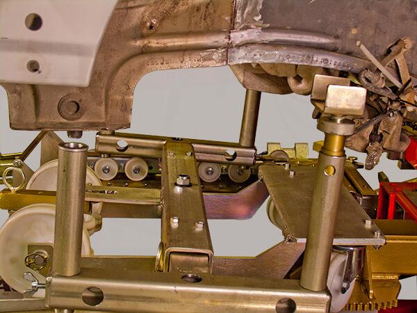 712A-2 Zestaw dodatkowy do wózka