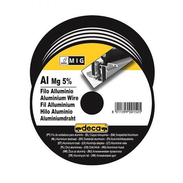 Drut spawalniczy Al./Mg 5% 0,8mm