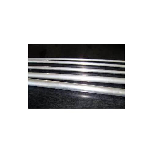 Zestaw rurek aluminiowych