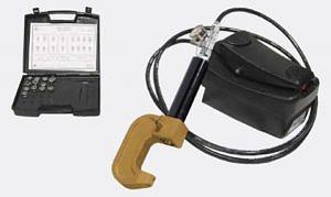 RV/06 Nitownica pneumatyczno-hydrauliczna z systemem Push & Pull